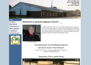Brooks Baptist Church