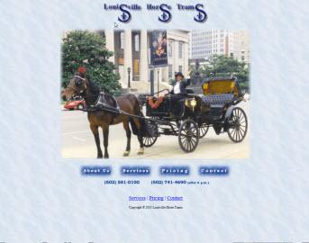 Louisville Horse Trams