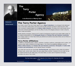 The Terry Porter Agency