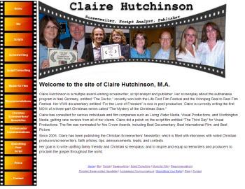 ClaireHutchinson.net