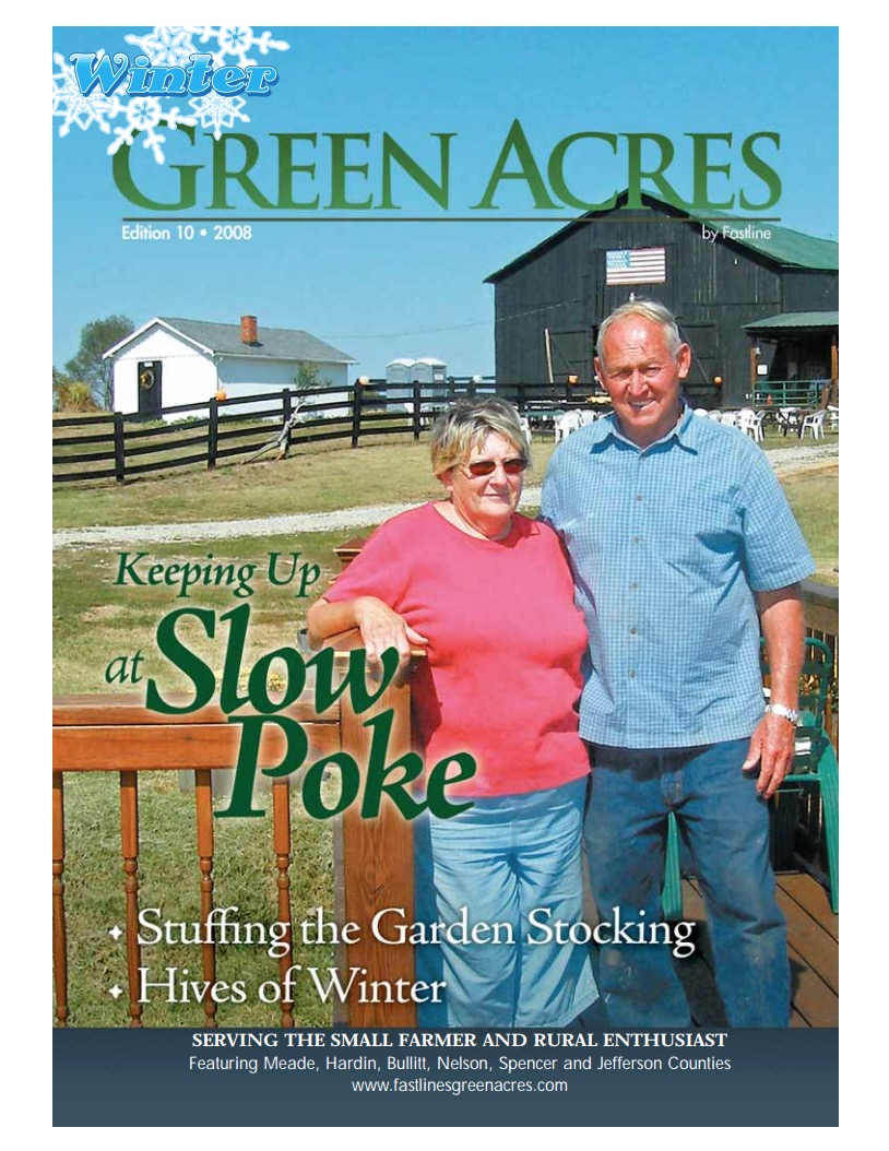 Green Acres Magazine